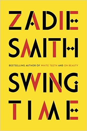 Book review: Swing Time by Zadie Smith