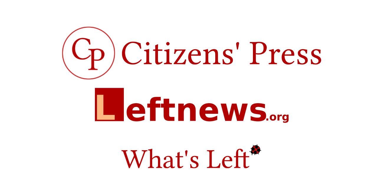 Updated Citizens' Press Websites